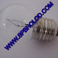 Лампочка T.max. 500 ° C  Гнездо E27 240V 40W