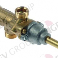 Кран газовый тип PEL 20S