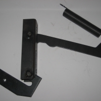 Петли шкафа жарочного ШЖЭП (комплект левая-правая)