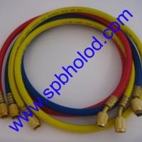 Заправочные шланги для заправки фреоном  DS 48500 (90 см) (компл.3 шт)