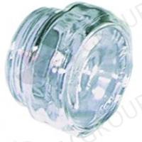 Плафон, стекло ø 42 мм temp.-350 ° С