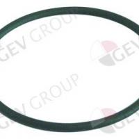 Уплотнительное кольцо из EPDM толщиной 5,34mm ID ø 85,09 мм Кол-во 1 шт