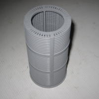 Круглый фильтр слива